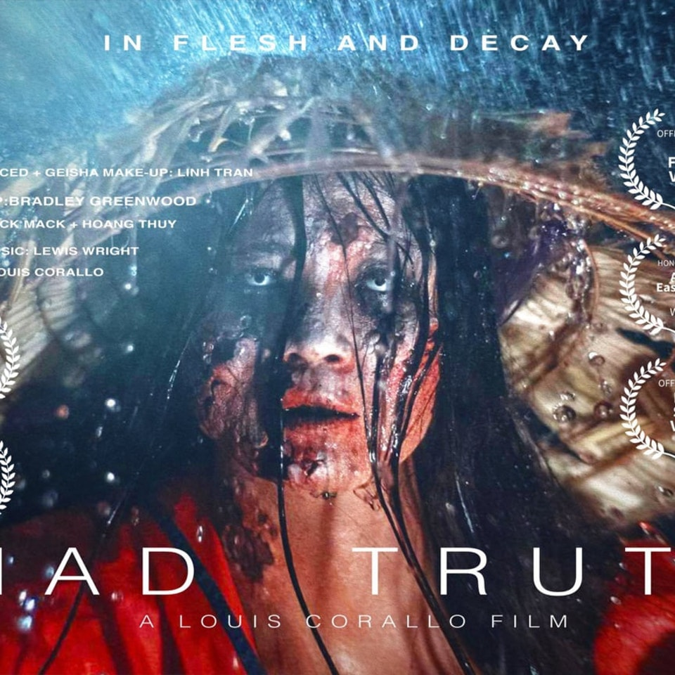 CINEMATOGRAPHY MAD TRUTH: short film trailer