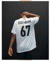 Loyle Carner x Soccerbible Magazine