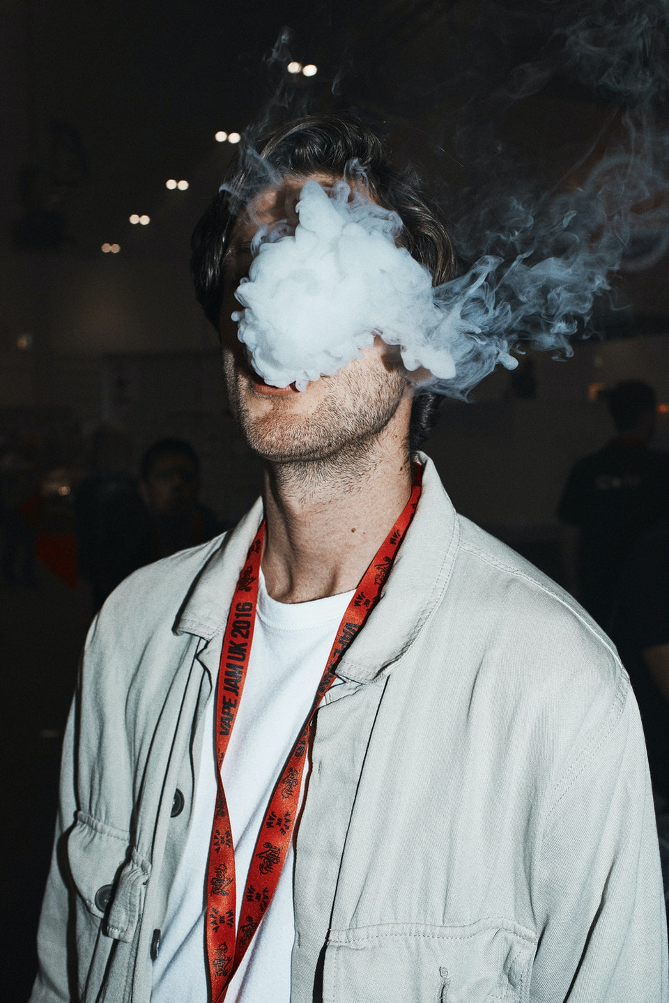 Vapers x Huck Magazine