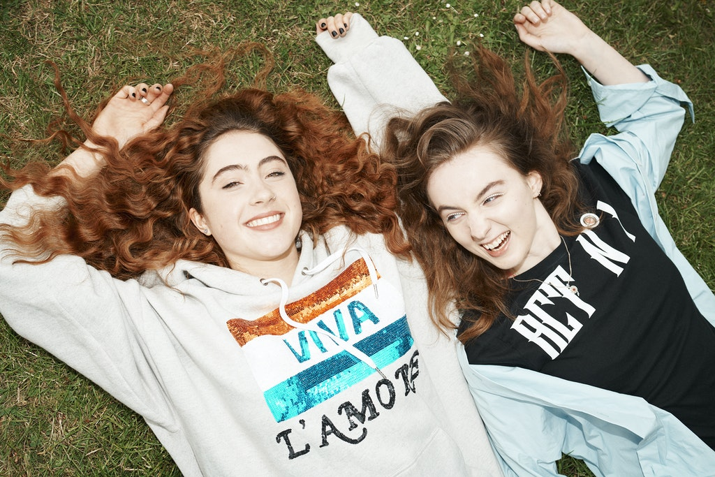 Paper Magazine x Let's Eat Grandma