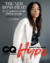 GQ Hype Cover - Naomie Harris