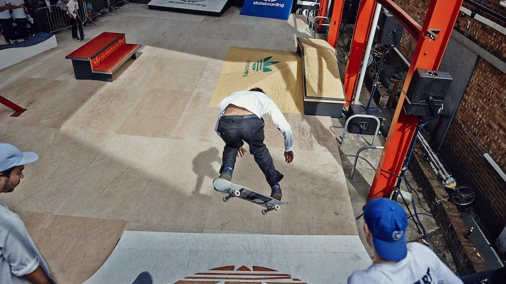 Copa x Adidas Skateboarding