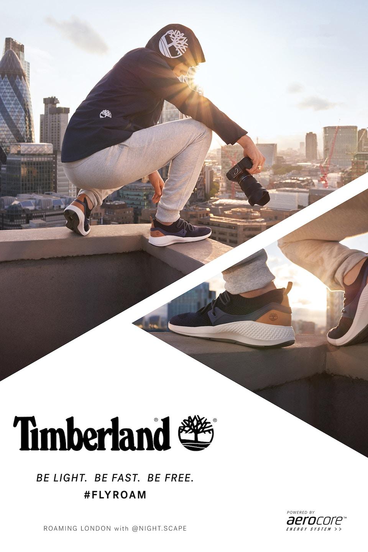 Timberland Global Campaign