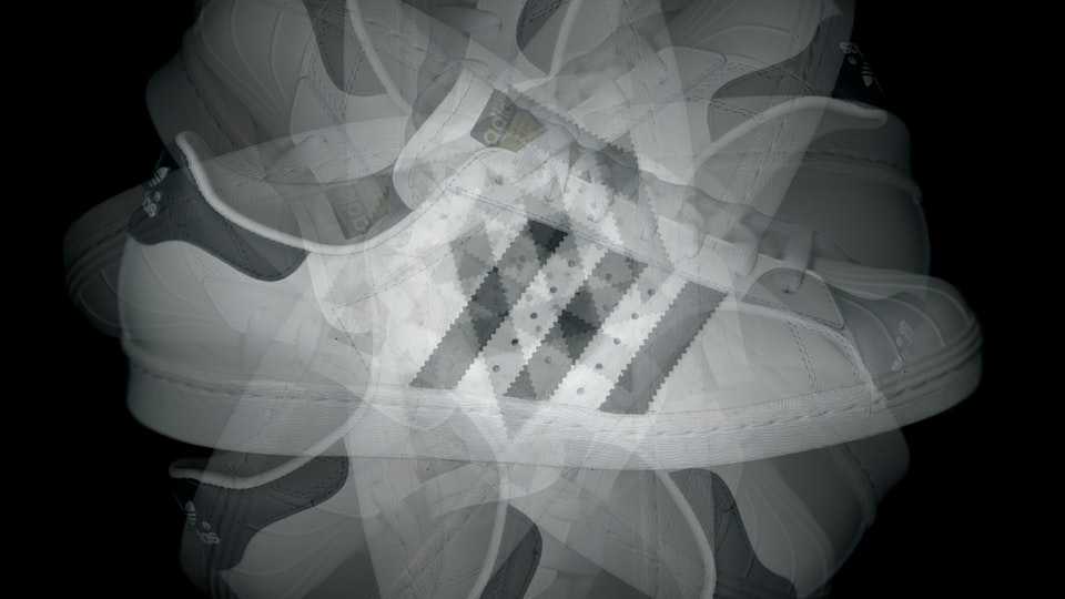 Sneaker Spirals x Adidas