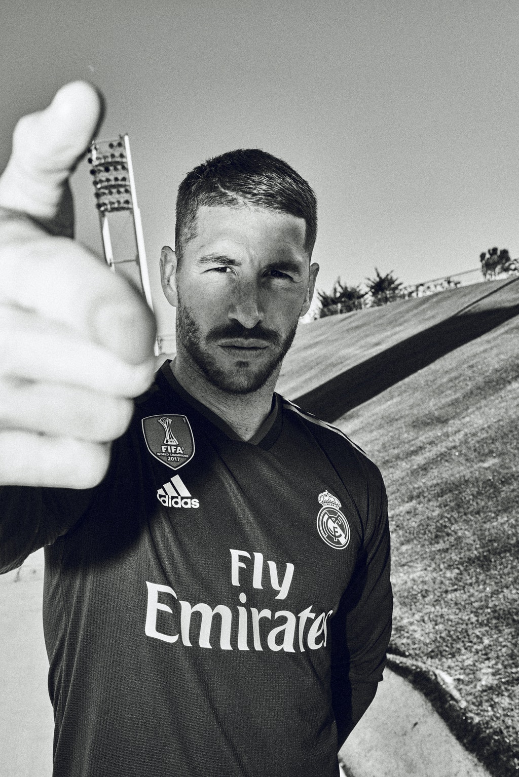 Adidas Football x Real Madrid - Sergio Ramos