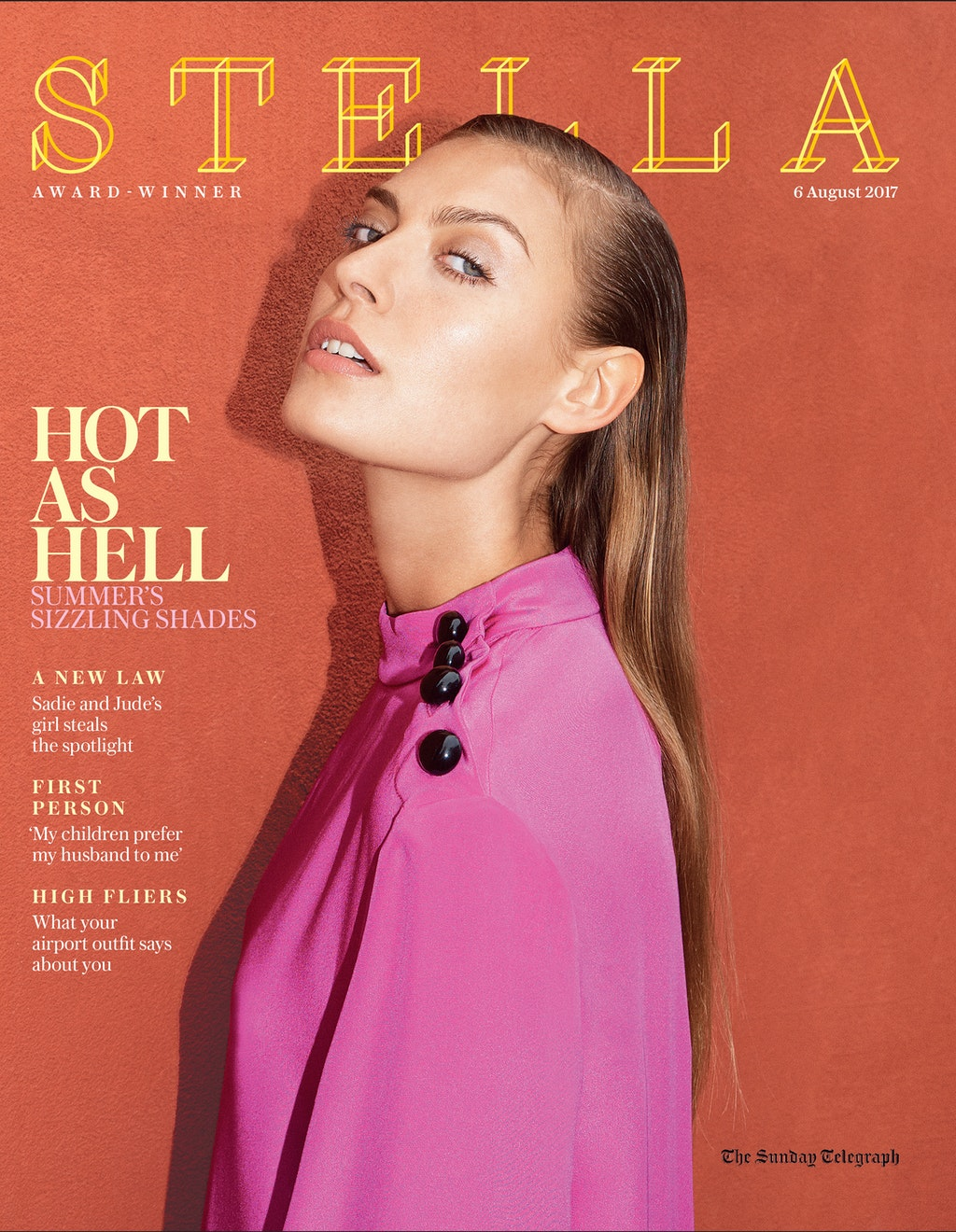 Stella Magazine x The Sunday Telegraph