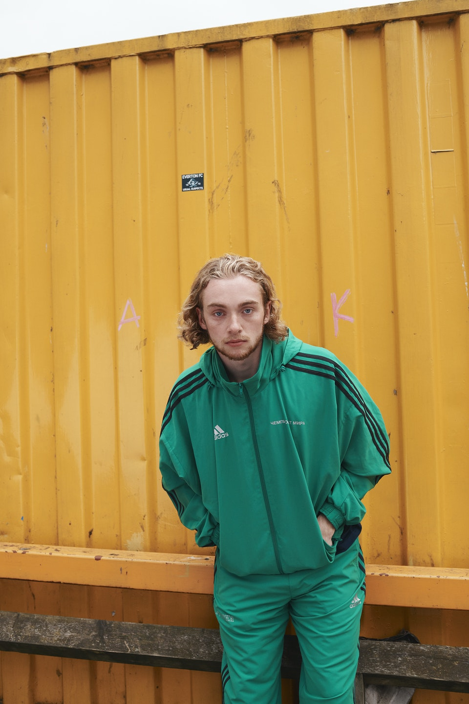 Tom Davies x Soccerbible Magazine