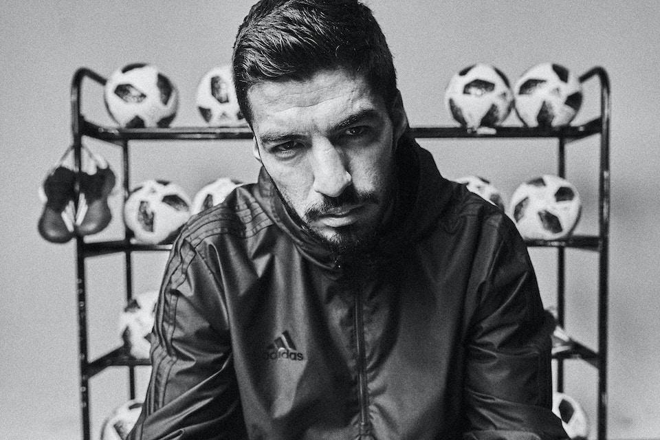Adidas Football x World Cup Campaign - Suarez