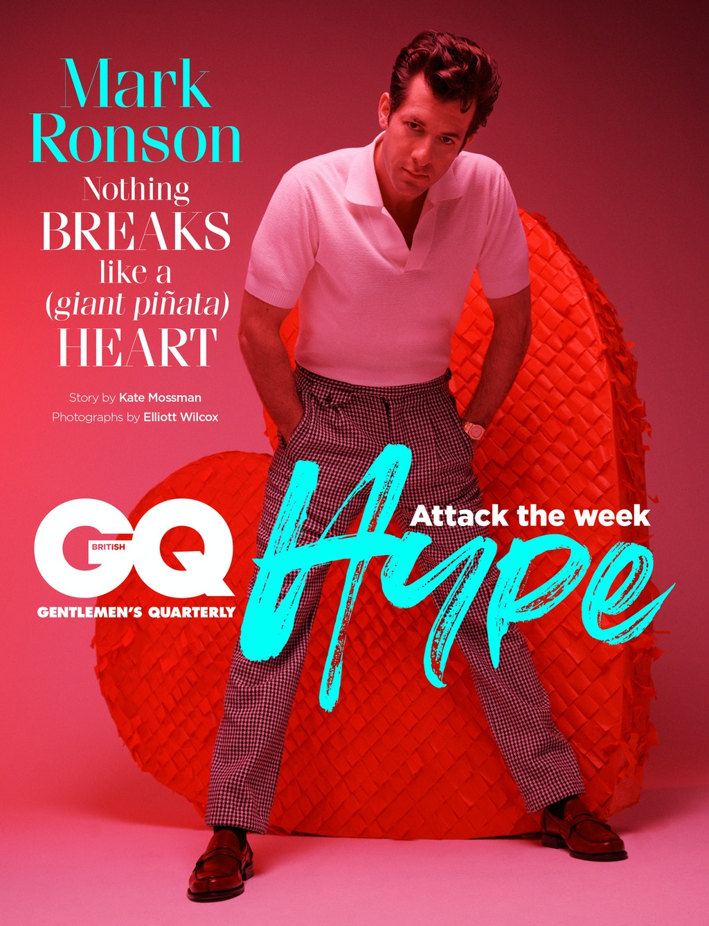 GQ Hype - Mark Ronson