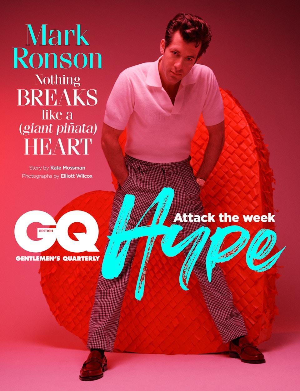 GQ Hype - Mark Ronson