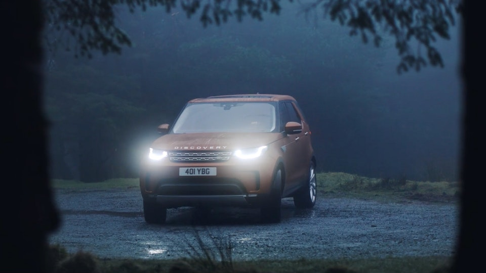 LAND ROVER -The All New Discovery