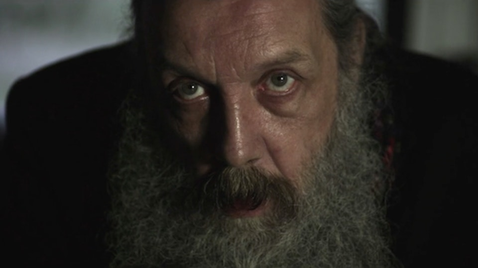 NOWNESS | Alan Moore & Mitch Jenkins - 'His Heavy Heart'