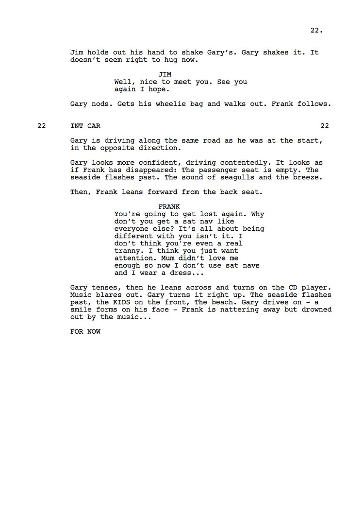 Mr Understood 23rd Shooting Script p23