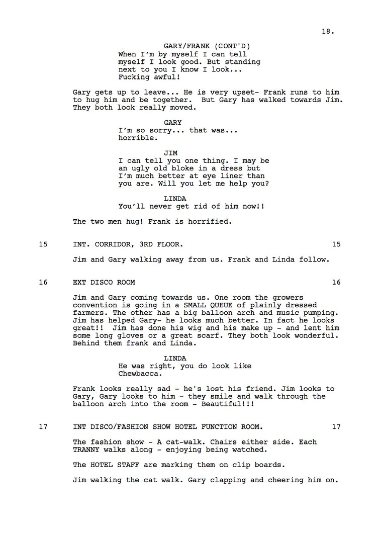 Mr Understood 23rd Shooting Script p19
