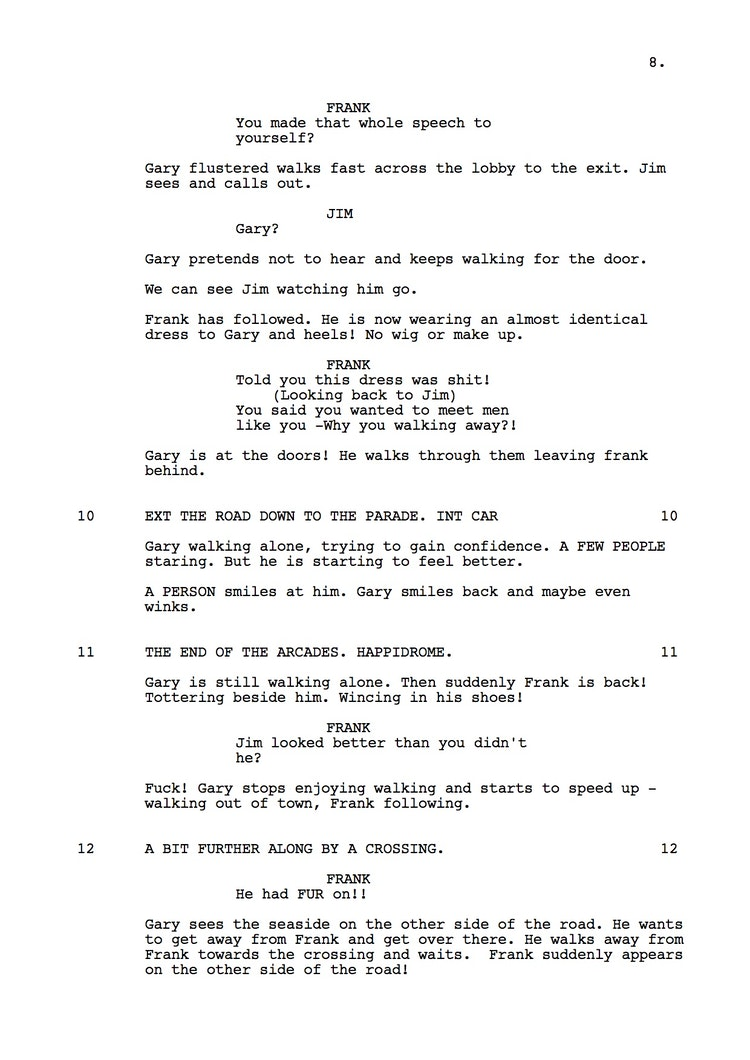 Mr Understood 23rd Shooting Script p9