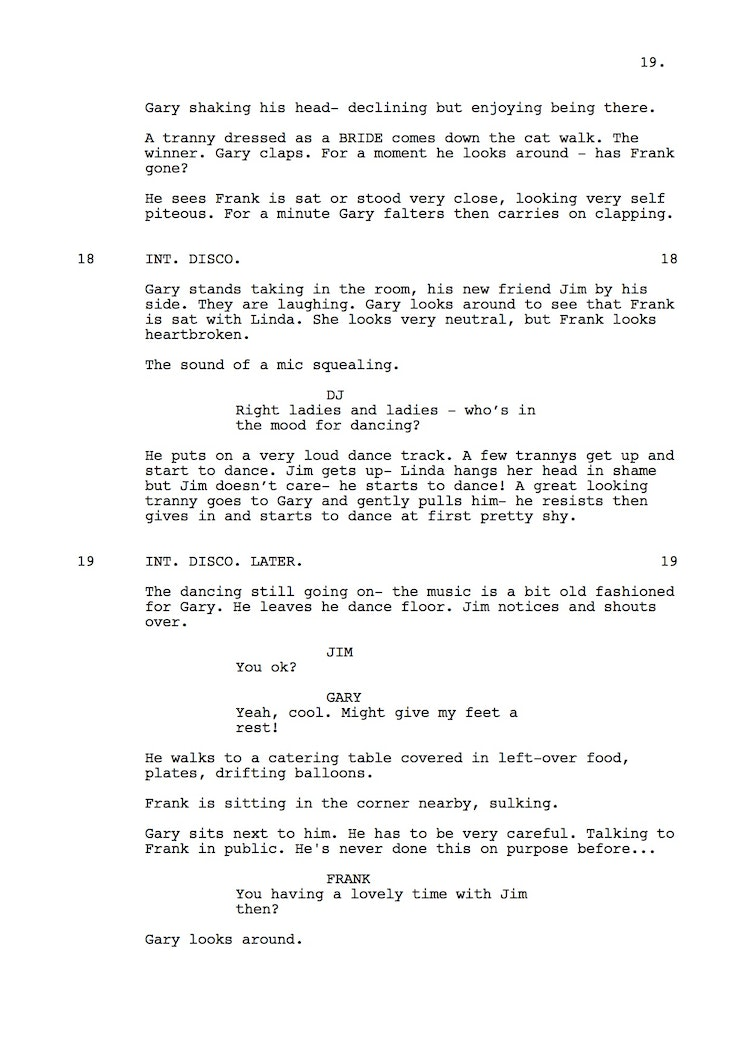 Mr Understood 23rd Shooting Script p20