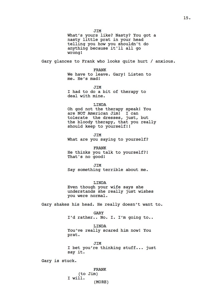 Mr Understood 23rd Shooting Script p16