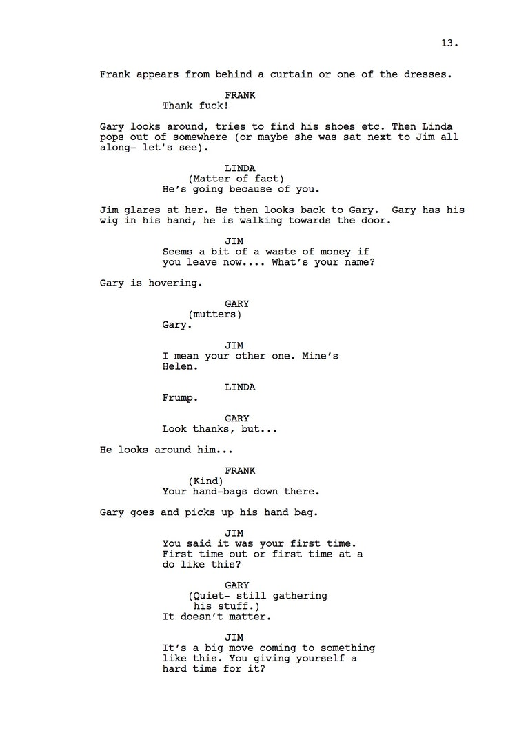 Mr Understood 23rd Shooting Script p14