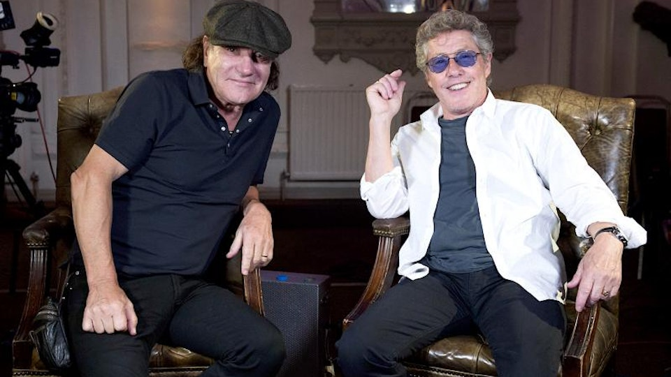 Brian Johnson: A Life on the Road -