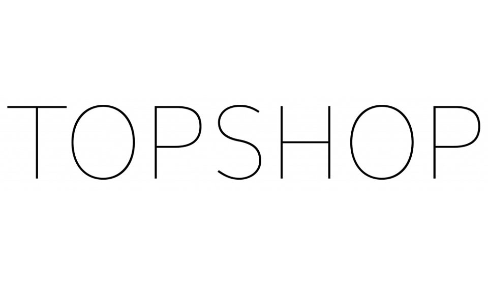 Shooting for Topshop