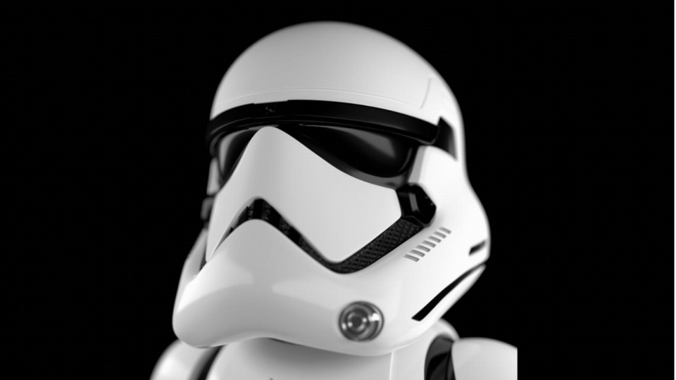 Ubtech & Man City - Star Wars -