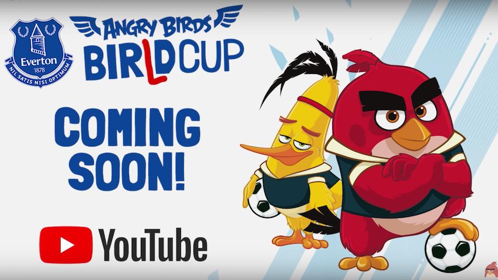 Angry Birds - BirLd Cup