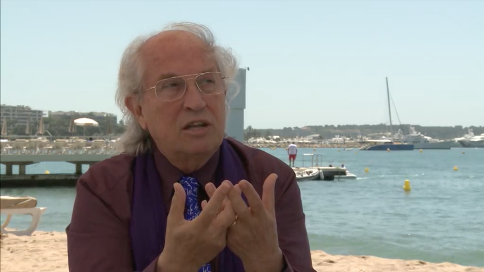 Vittorio Storaro Live from Cannes Film Festival / Sony Professional Europe