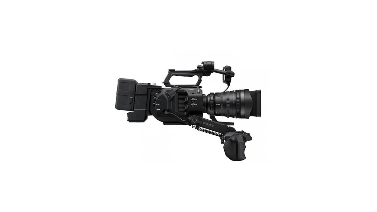 Sony FS7 Ordered