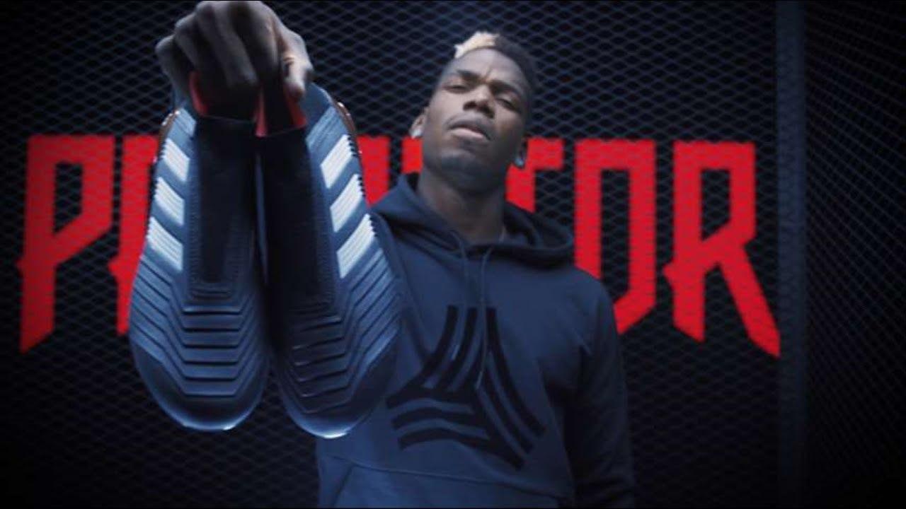 Adidas: Predator Unboxing -