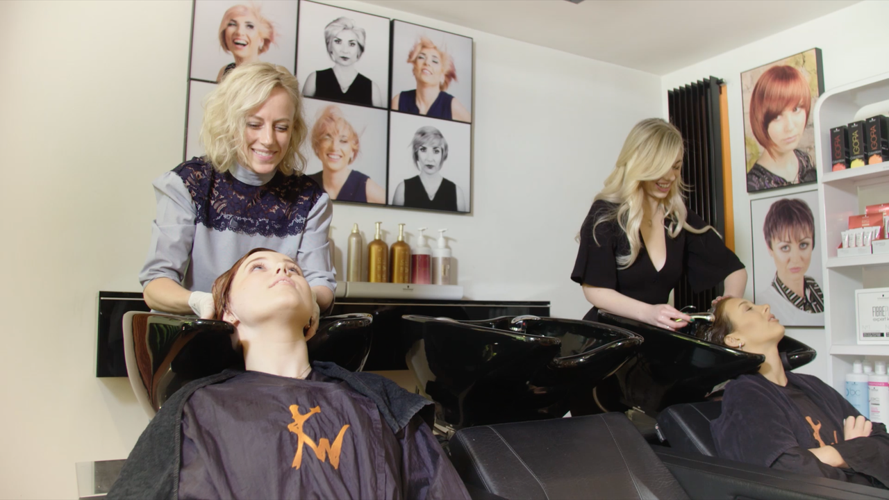KW Hairdressers -