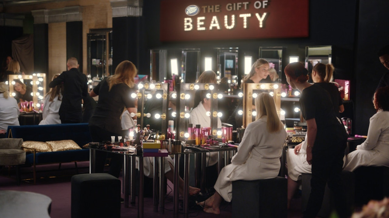 THE GIFT OF BEAUTY -