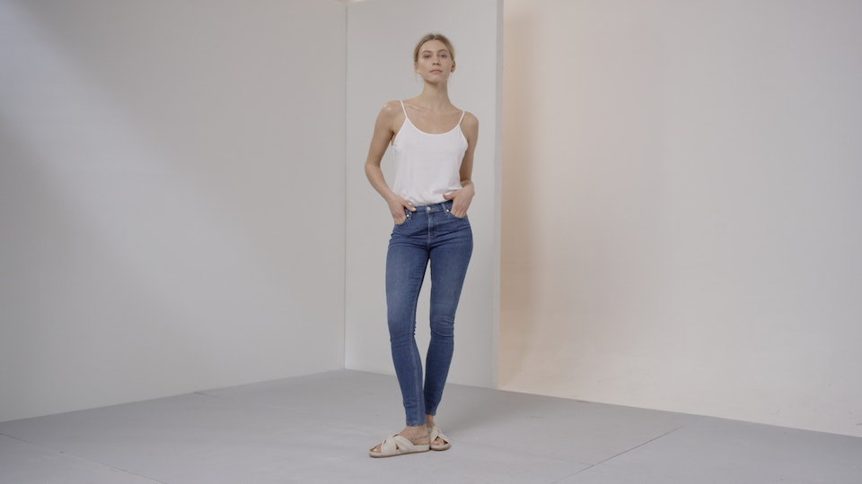 Topshop SS16 Denim Fit Guide