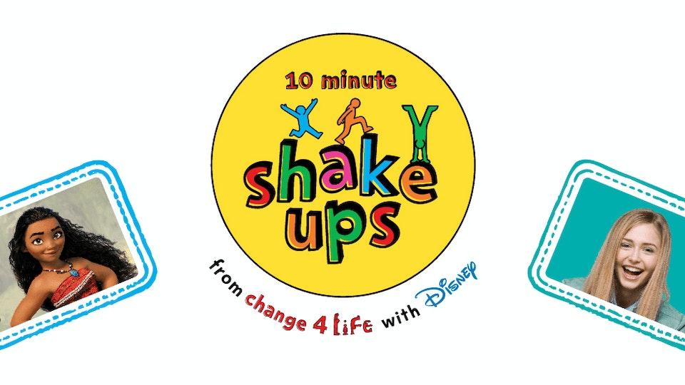 10 Minute Shake Ups