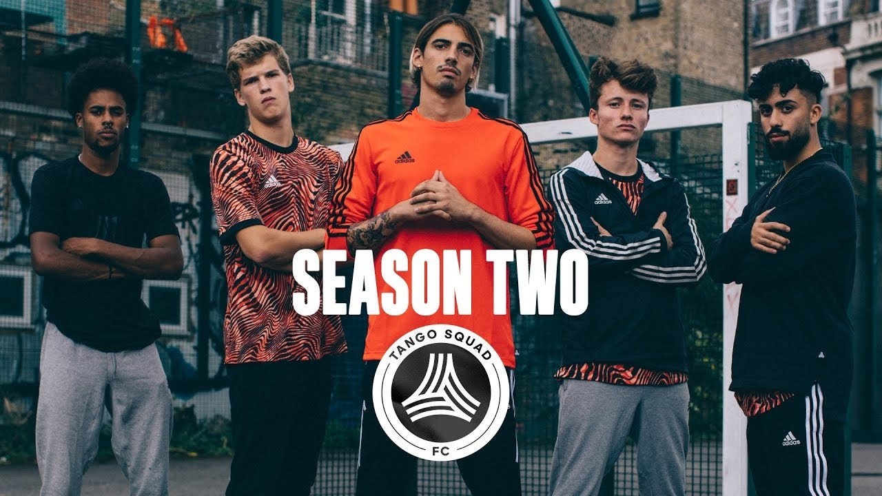 Tango Squad Season 2 -