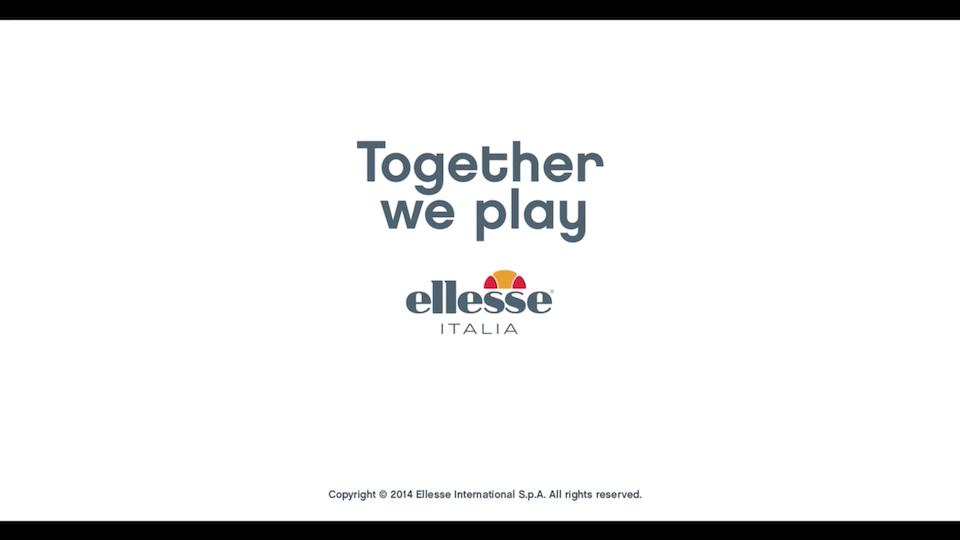 Ellesse - Together We Play