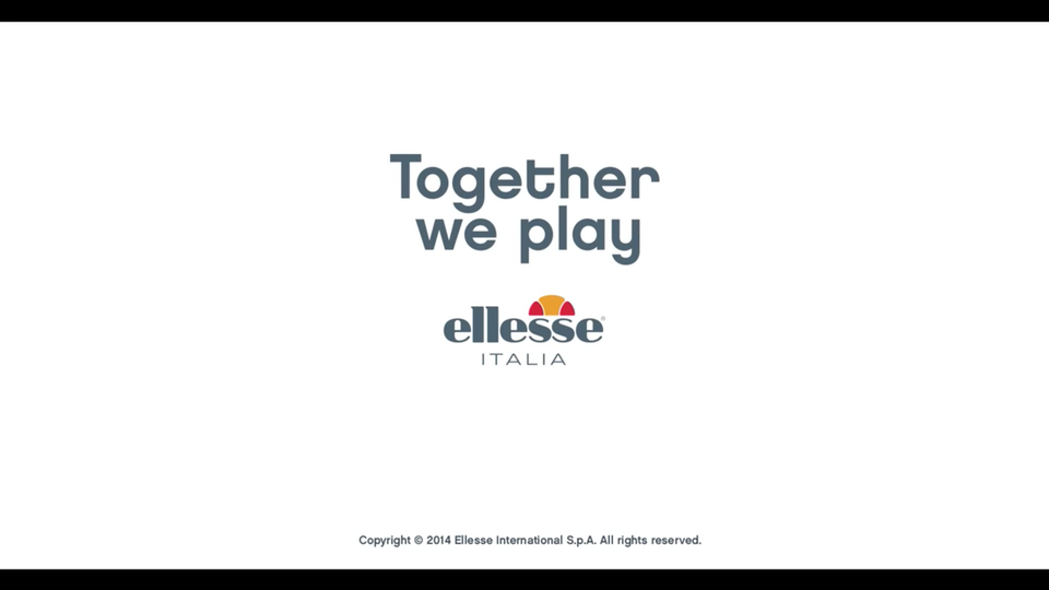 Ellesse - Together We Play