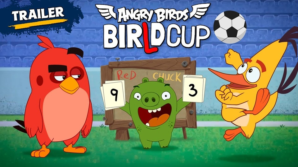 Angry Birds - BirLd Cup