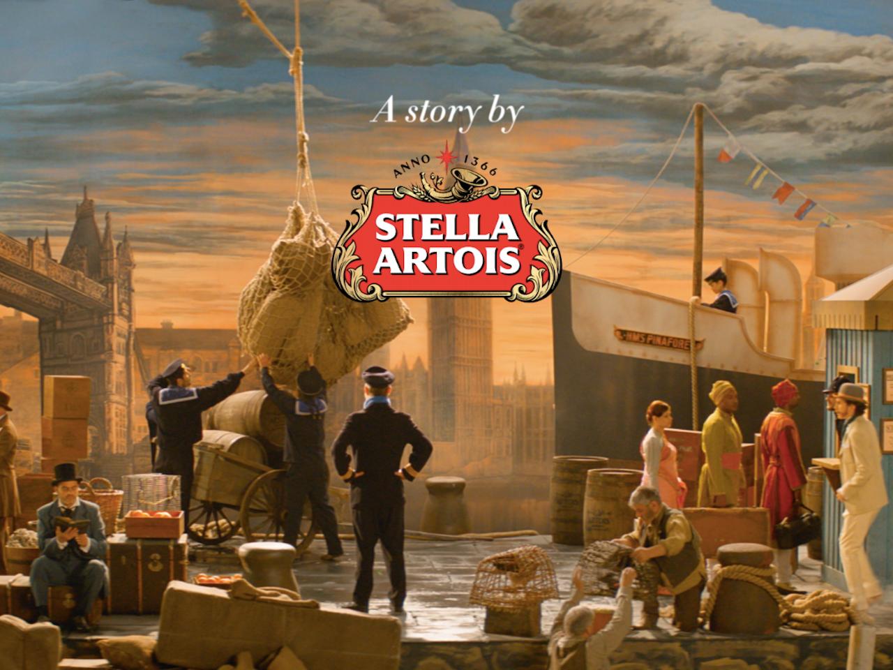 Never Heard of it - Stella Artois & Wimbledon