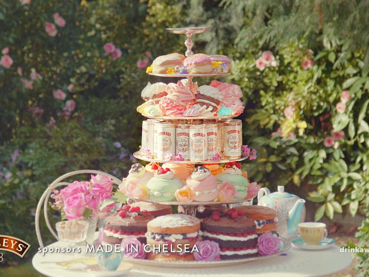 Baileys - 'Cake Stand'