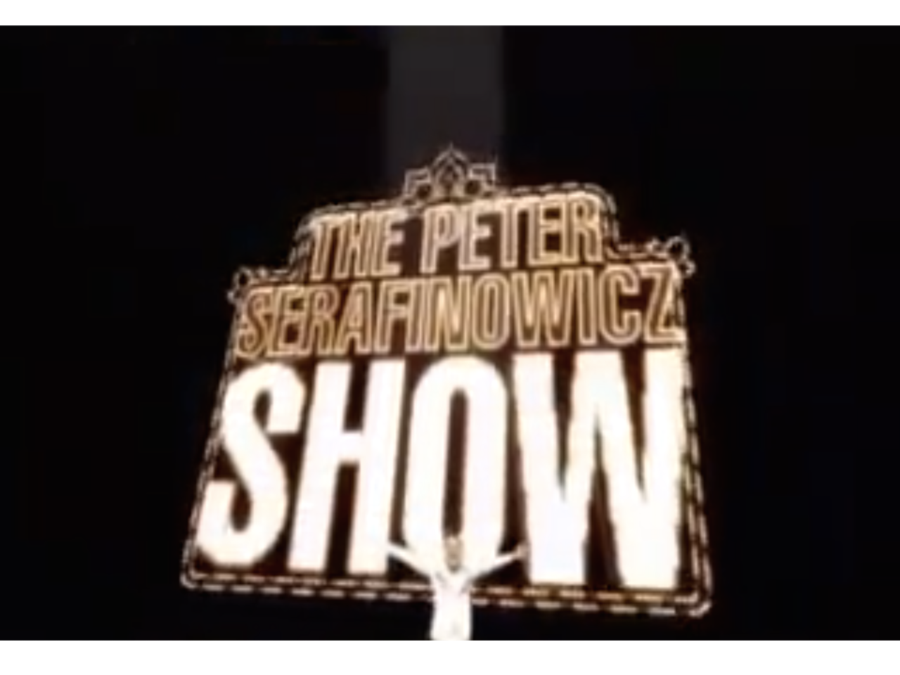 PETER SERAFINOWICZ - CHRISTMAS SPECIAL