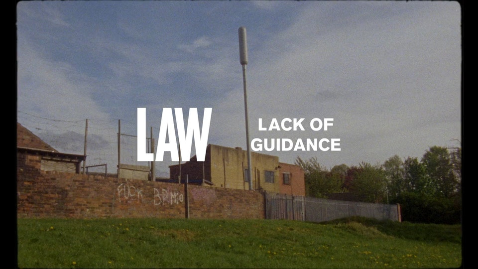 LAW & Lack Of Guidance - Crossbar King
