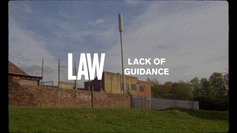 LAW & Lack Of Guidance - Crossbar King