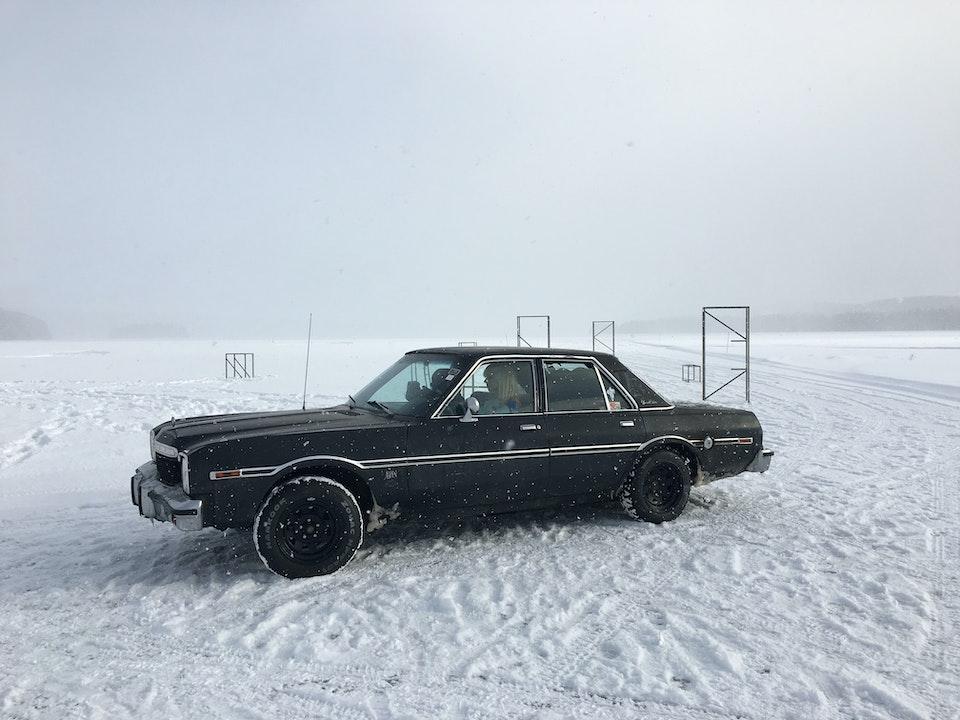 That Trentemøller car