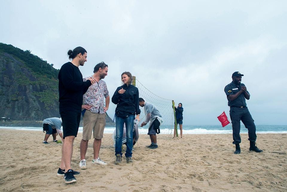 Beach stuff in Rio for XXL. Photo ©Miguel Blanc/Southwest
