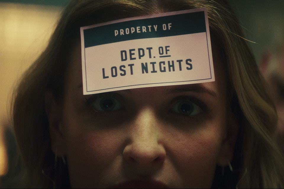 THE DEPARTMENT OF LOST NIGHTS