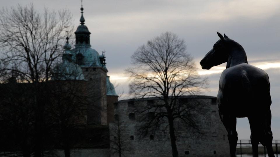 Ölandshästen, Kalmar by Åsa Riton
