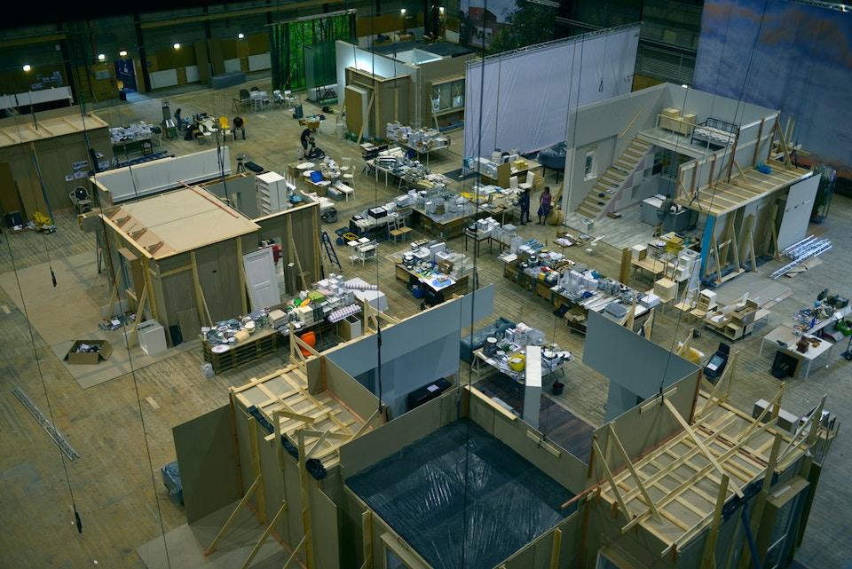 Oskar Wrangö gets building for his new IKEA spot with Kaspen Jung Von Matt.