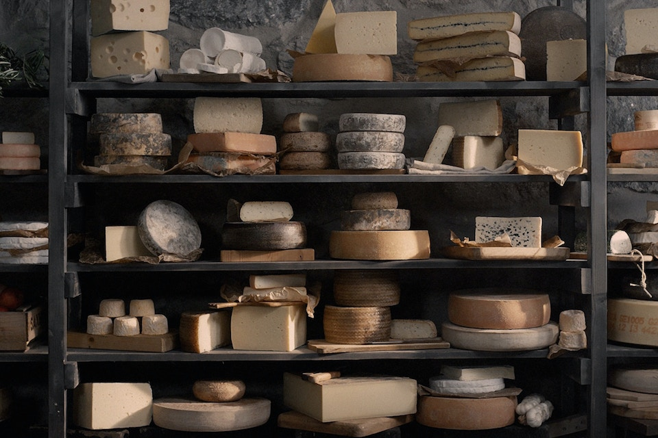 SWEDEN'S CHEESE HOUSE