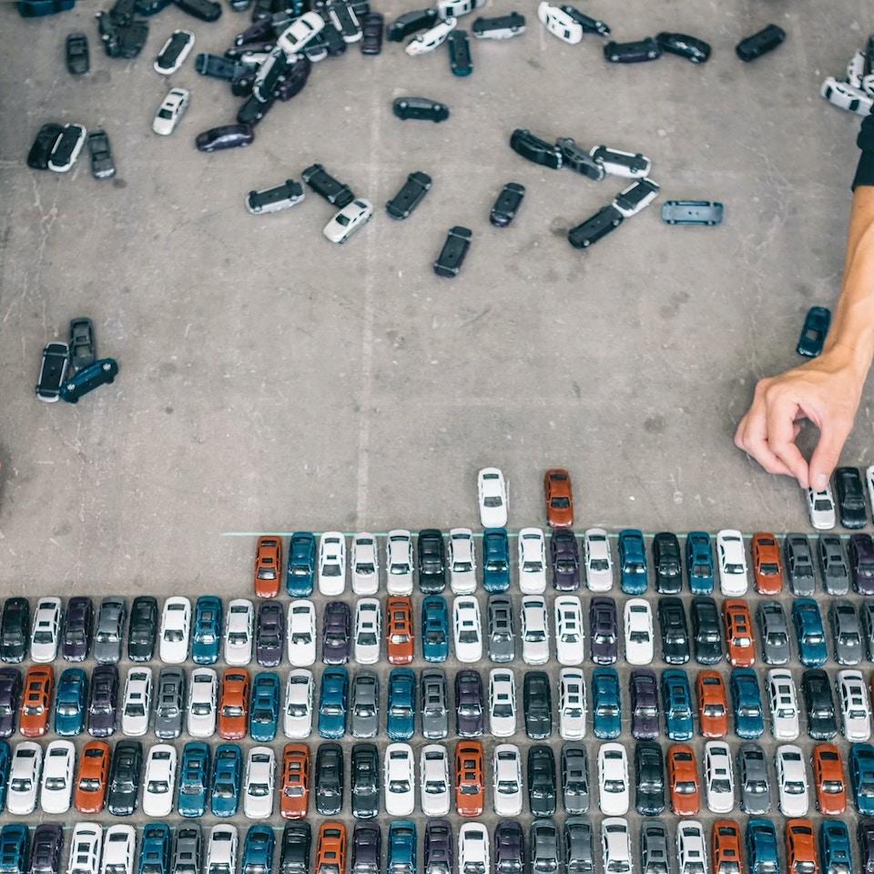 VÄSTTRAFIK 30,000 CARS