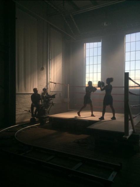 Behind the scenes on Oskar's Systembolaget spot with Forsman & Bodenfors